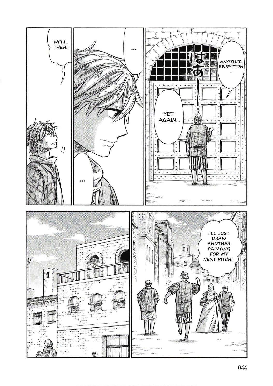 Manga Arte - Chapter 42 Page 5