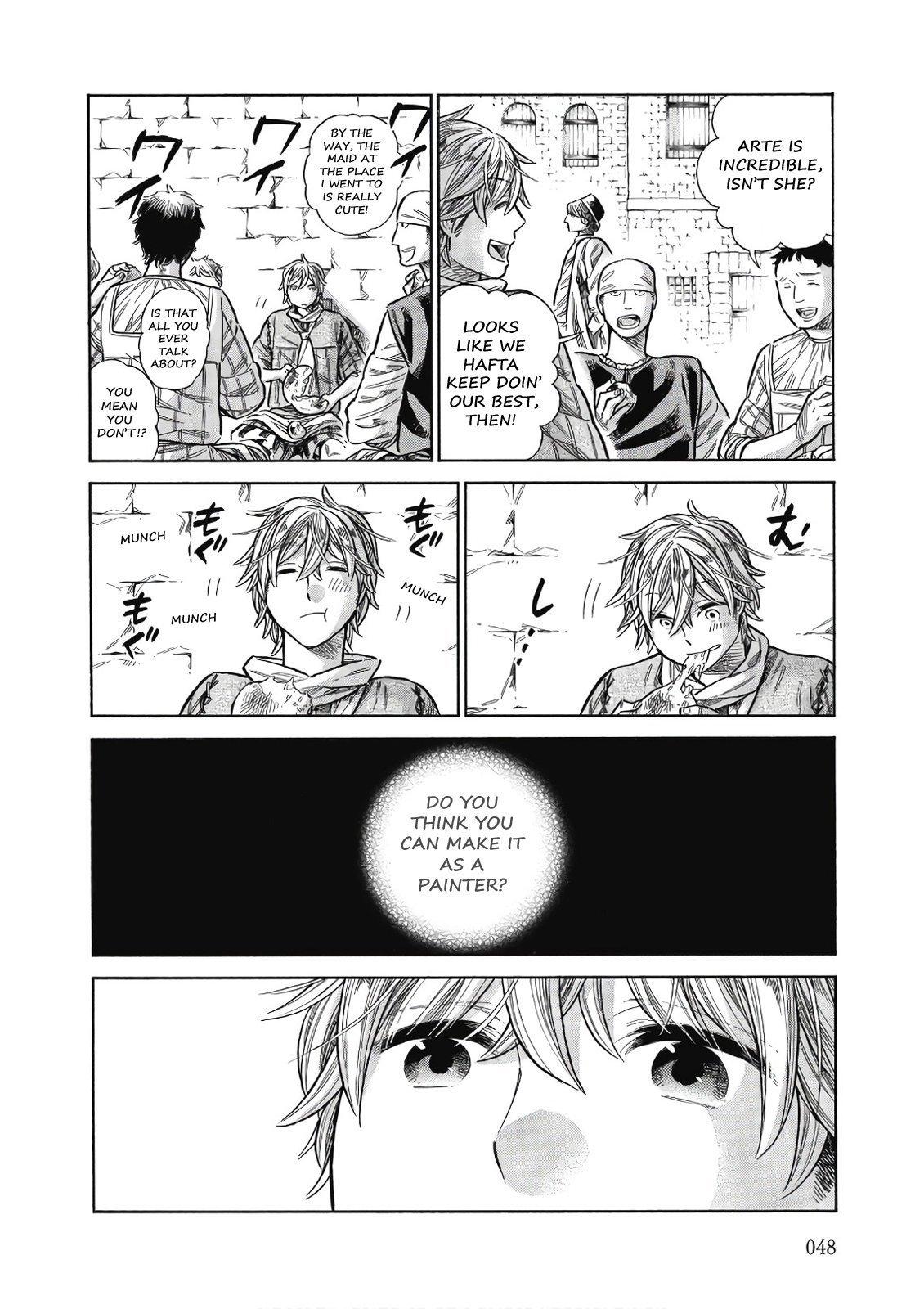 Manga Arte - Chapter 42 Page 9