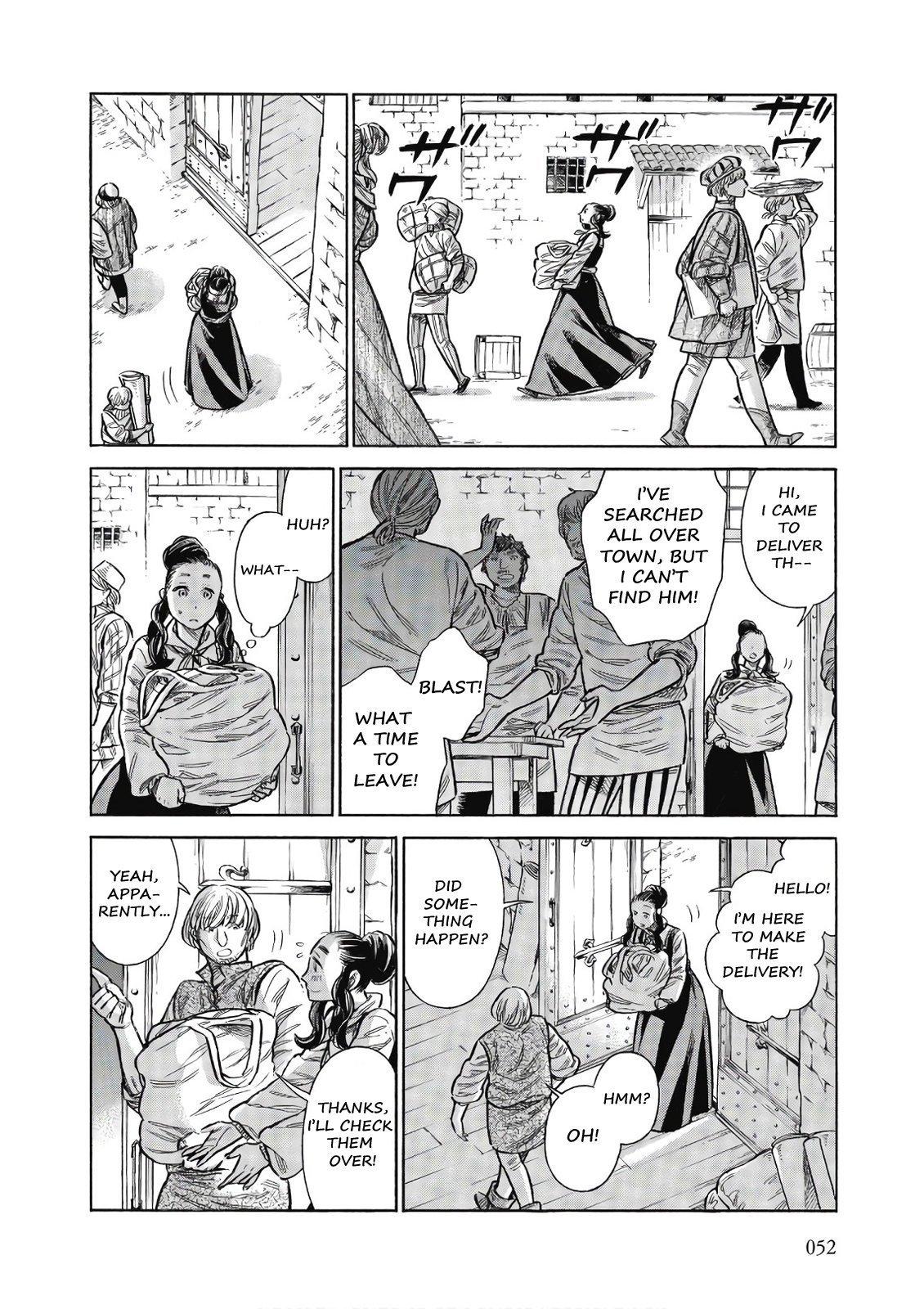 Manga Arte - Chapter 42 Page 13
