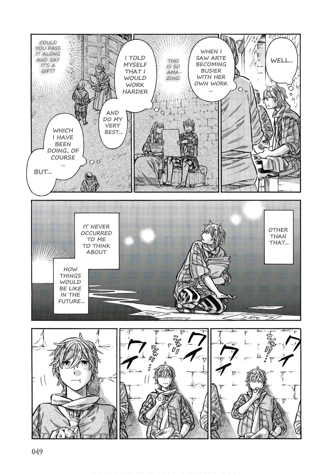 Manga Arte - Chapter 42 Page 10