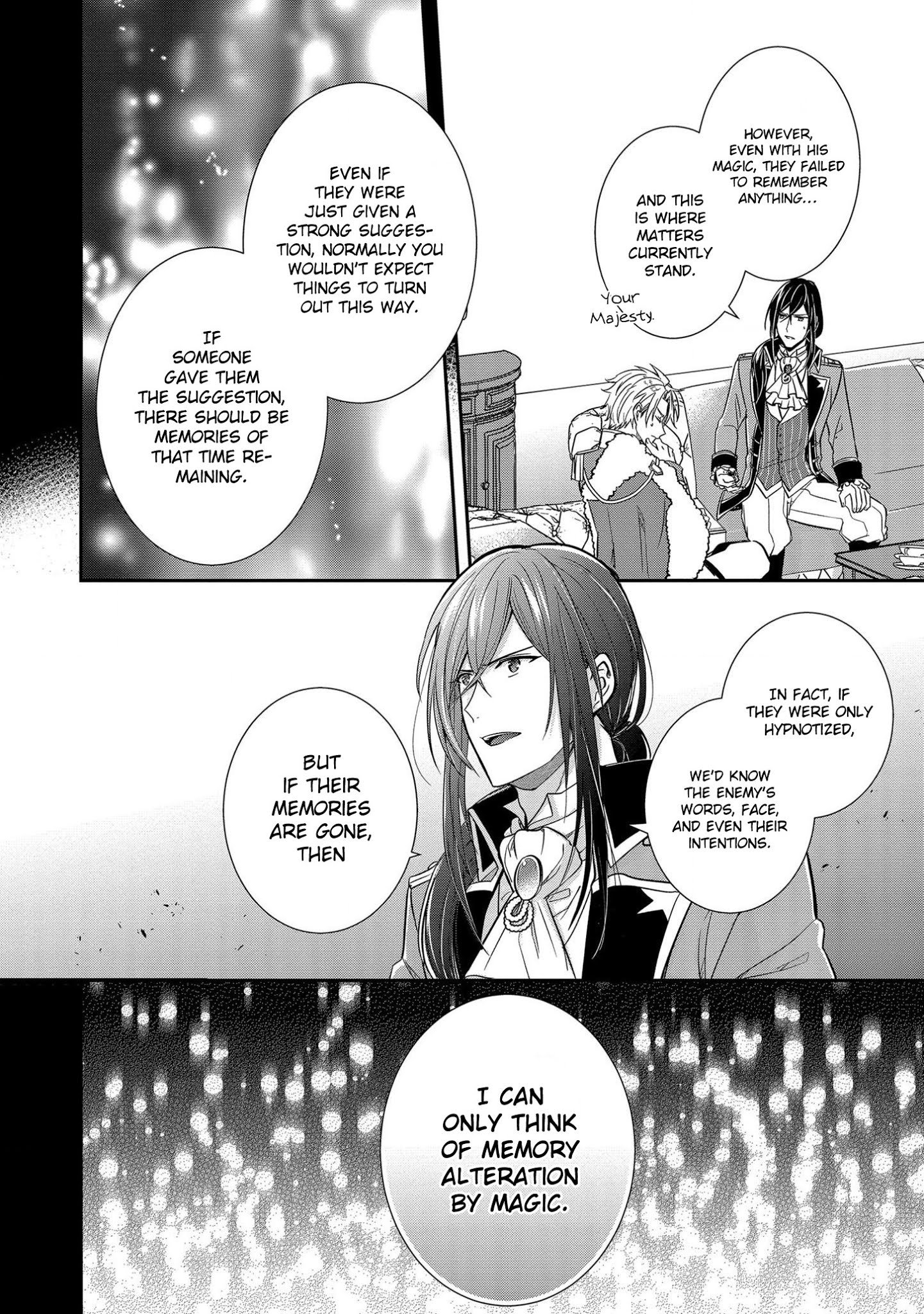 Manga The Emperor Hopes for the Court Lady as His Bride - Chapter 6 Page 5