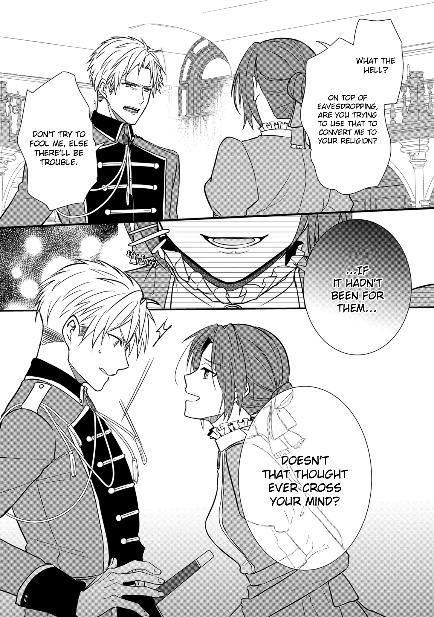 Manga The Emperor Hopes for the Court Lady as His Bride - Chapter 11 Page 30