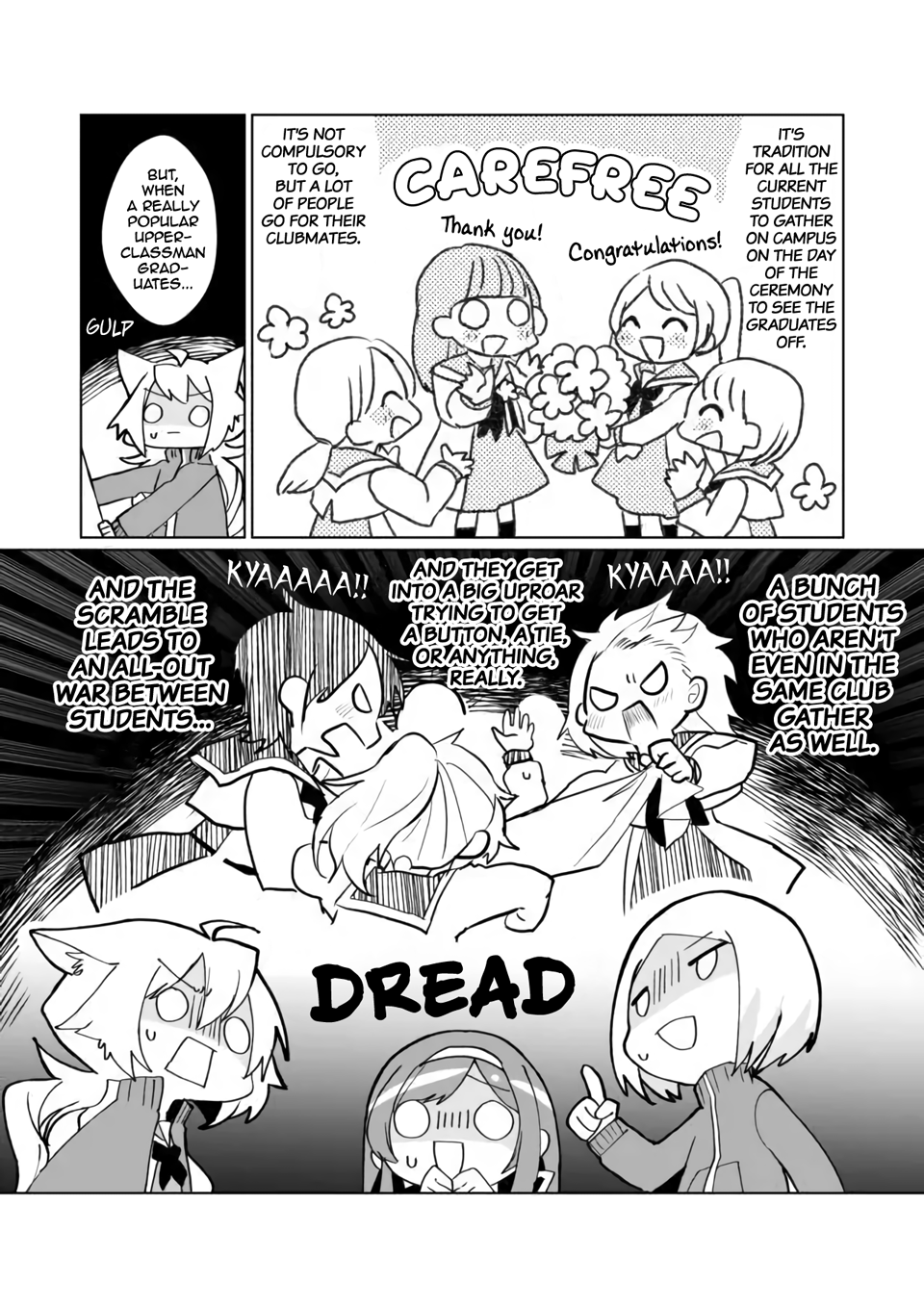 Manga Catulus Syndrome - Chapter 95 Page 6