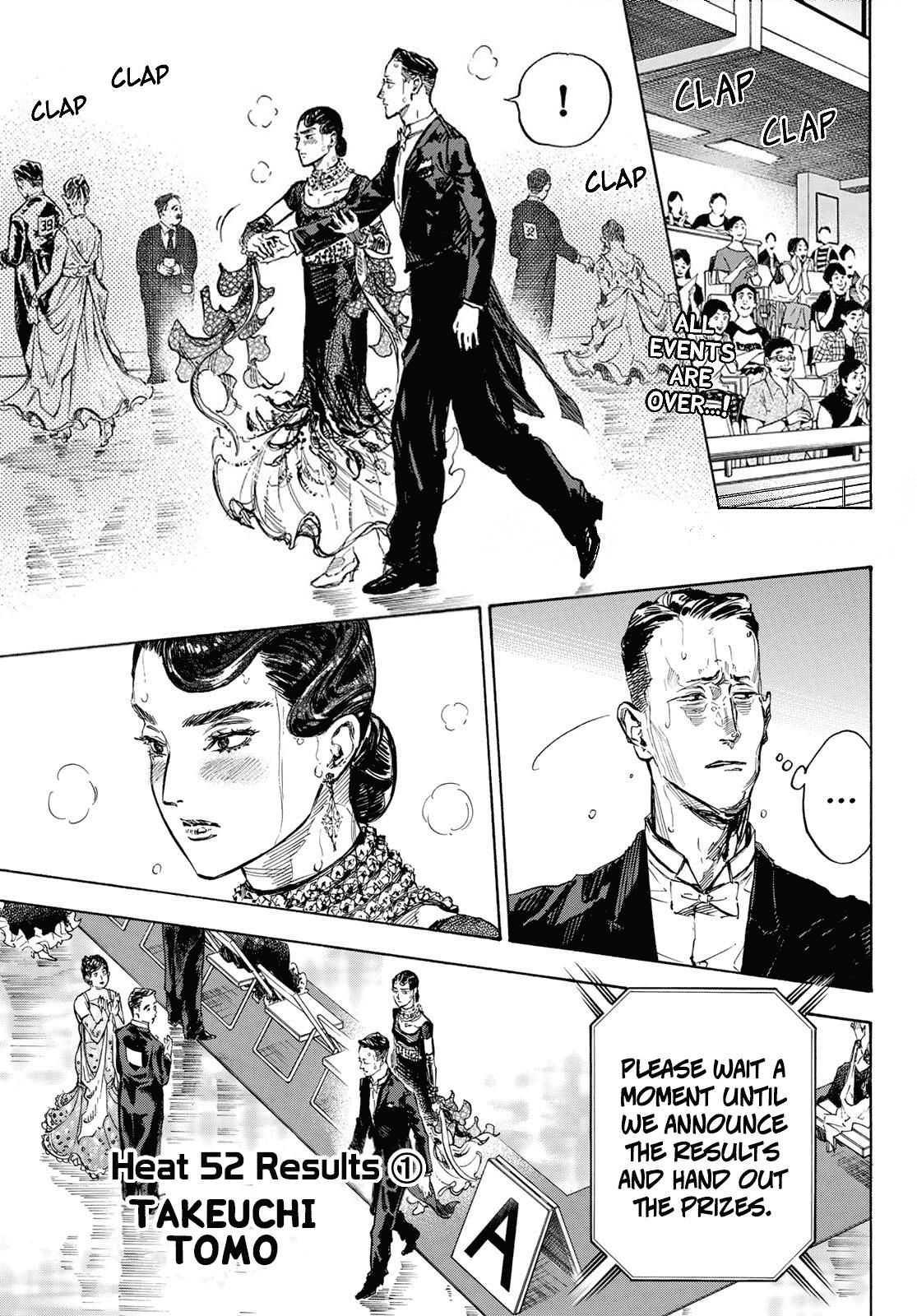 Manga Welcome to the Ballroom - Chapter 52 Page 1