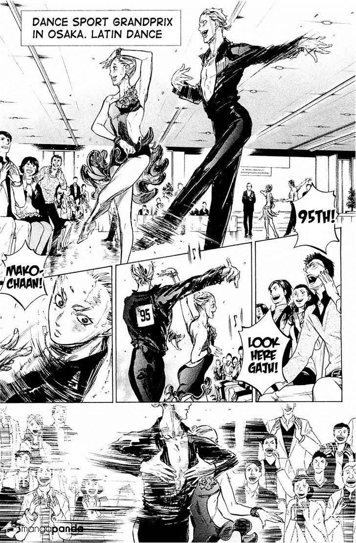 Manga Welcome to the Ballroom - Chapter 21 Page 1