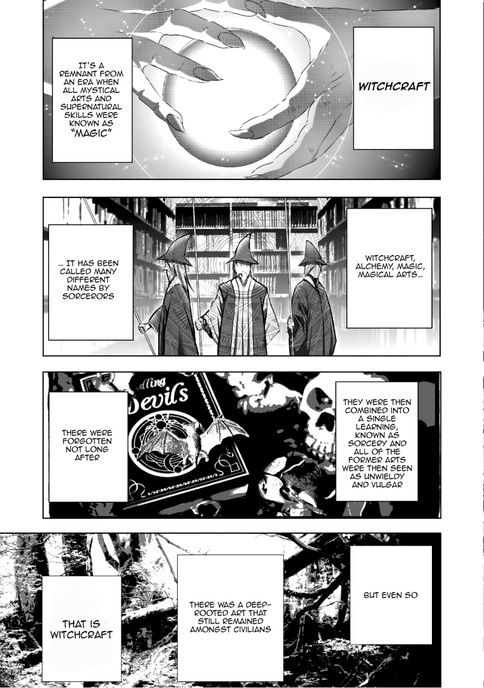 Manga How to Build a Dungeon: Book of the Demon King - Chapter 40 Page 4