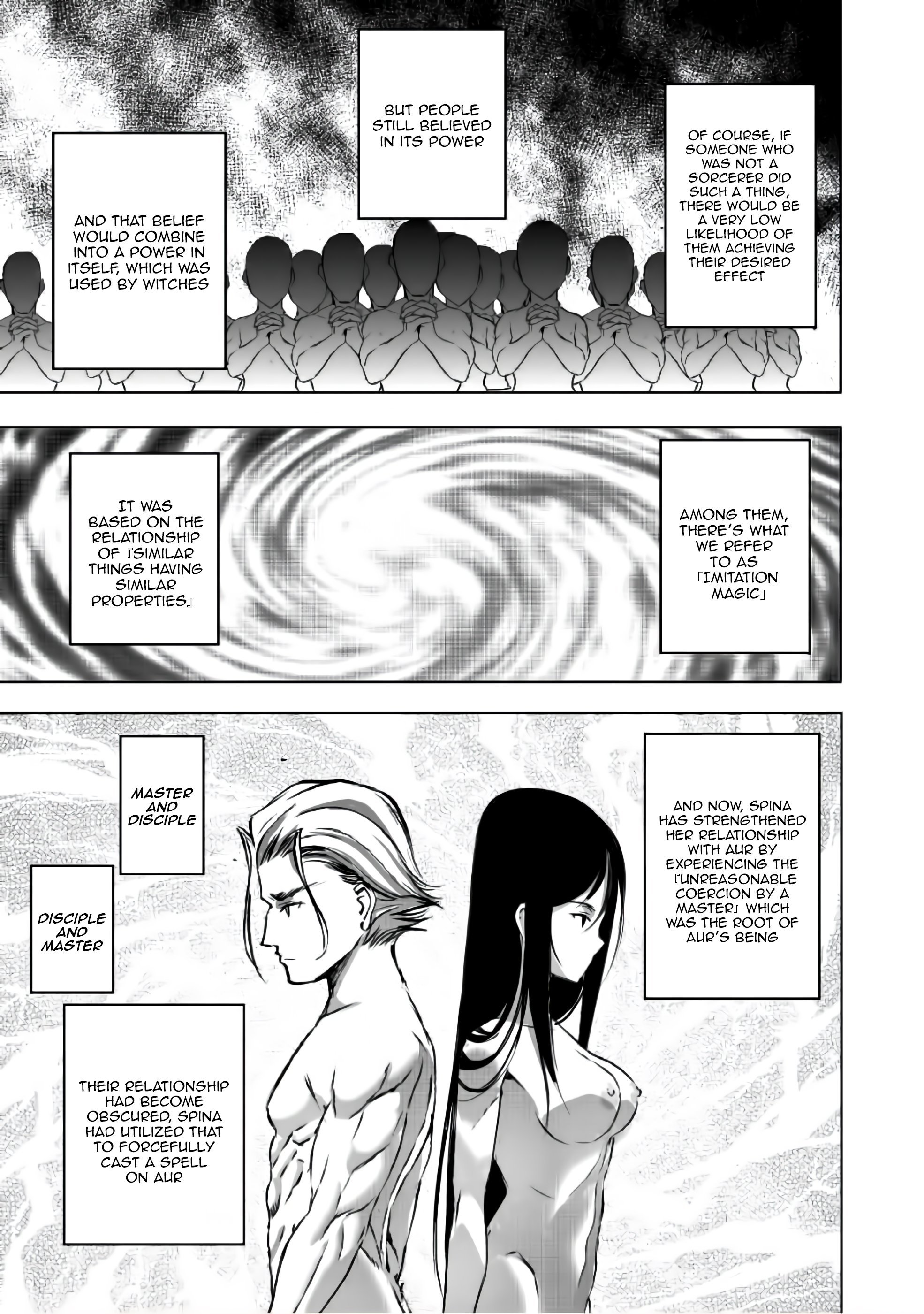 Manga How to Build a Dungeon: Book of the Demon King - Chapter 40 Page 6