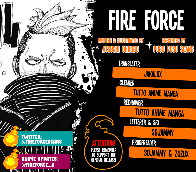 Manga Fire Force - Chapter 227 Page 2