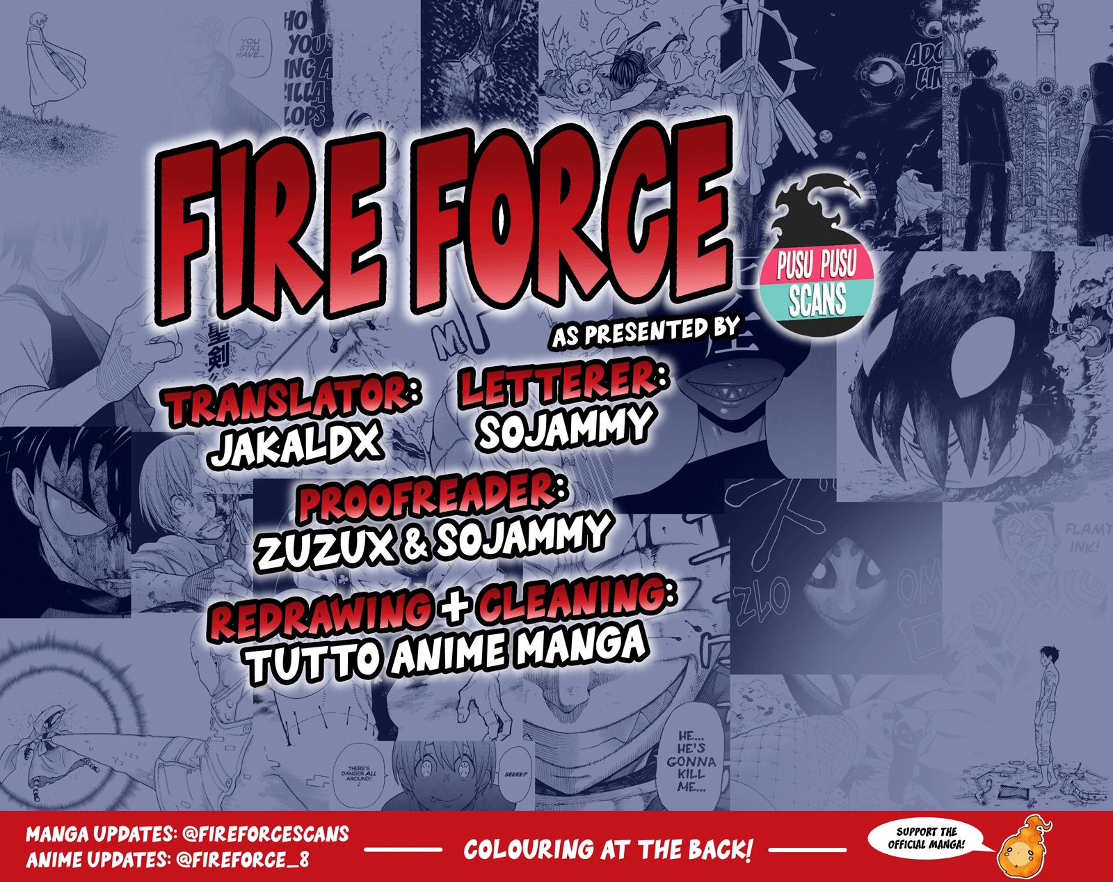 Manga Fire Force - Chapter 229 Page 2