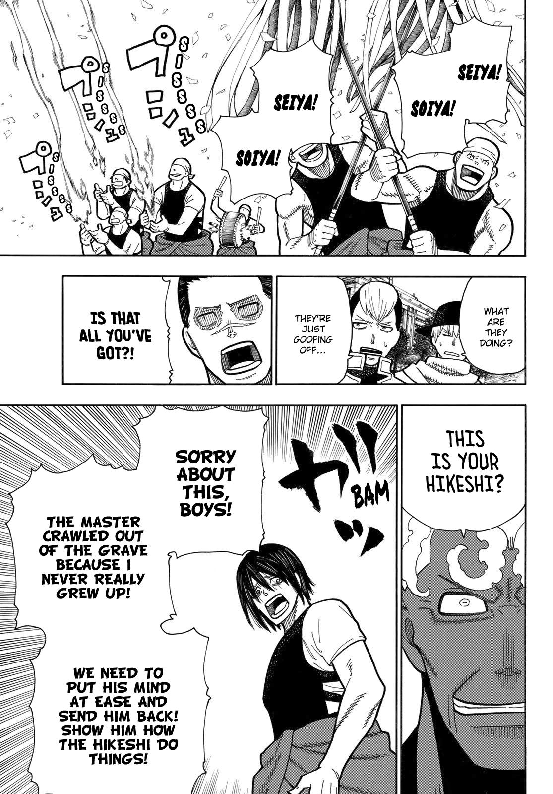 Manga Fire Force - Chapter 229 Page 4