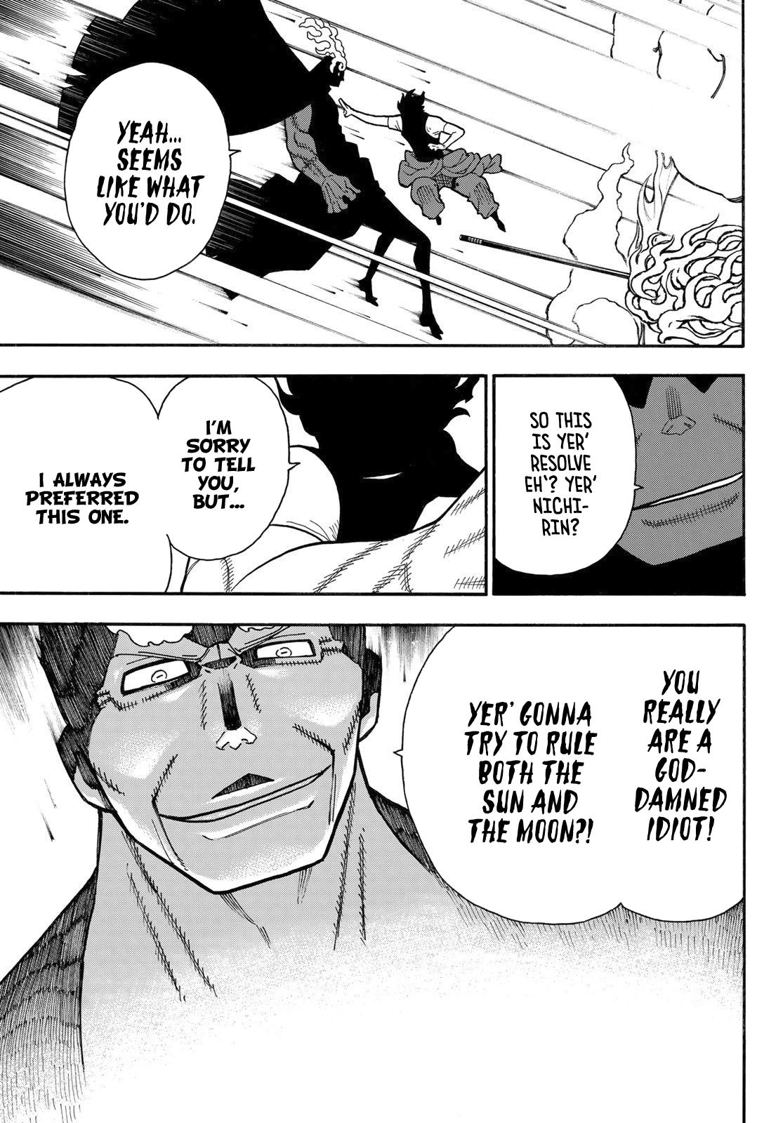 Manga Fire Force - Chapter 229 Page 12