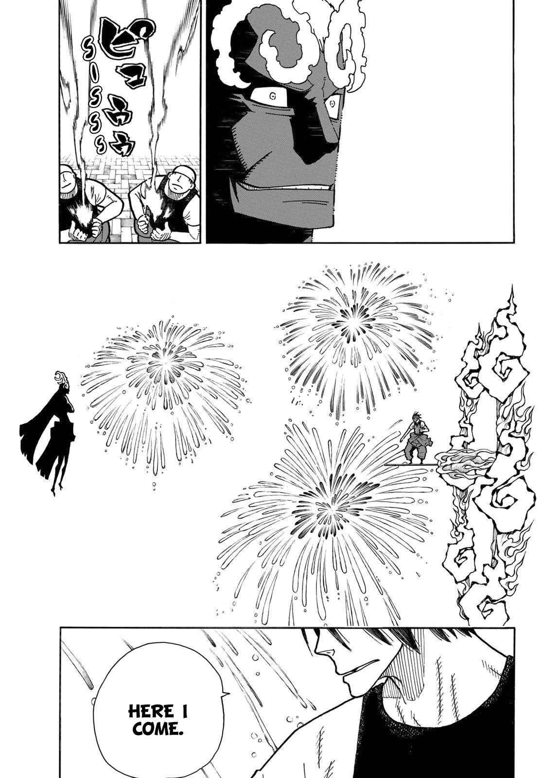 Manga Fire Force - Chapter 229 Page 8