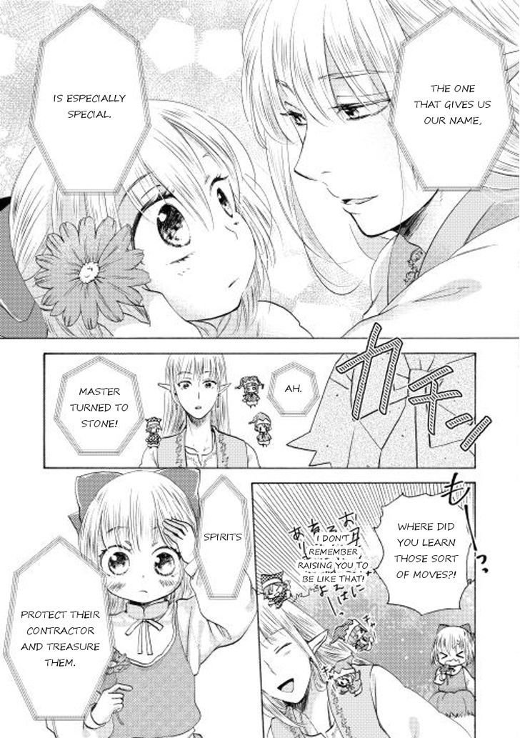 Manga The Reincarnated One Doesn't Want to Cheat - Chapter 7 Page 13