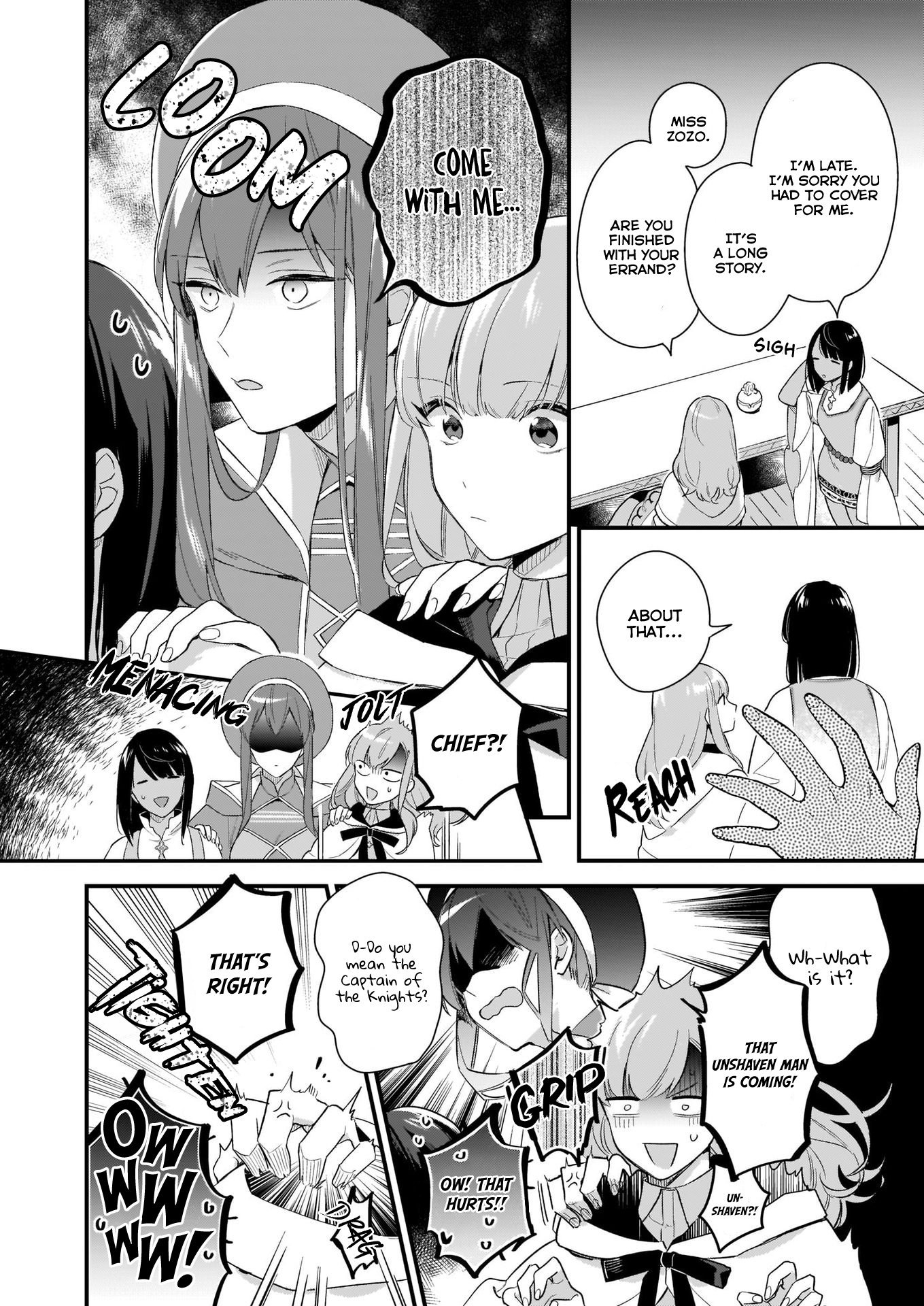 Manga I Want to Be a Receptionist of The Magic World! - Chapter 9 Page 21