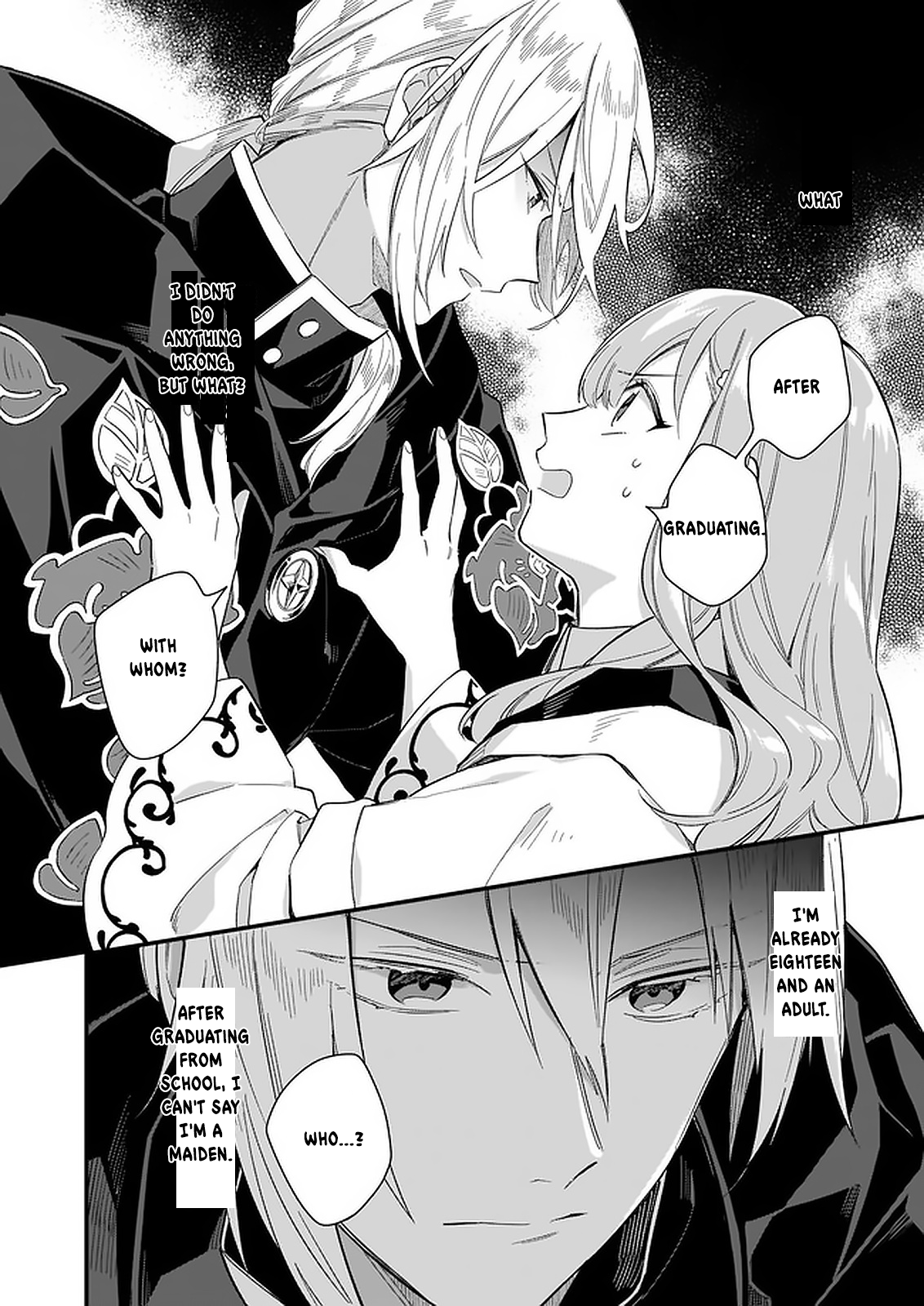 Manga I Want to Be a Receptionist of The Magic World! - Chapter 10 Page 13