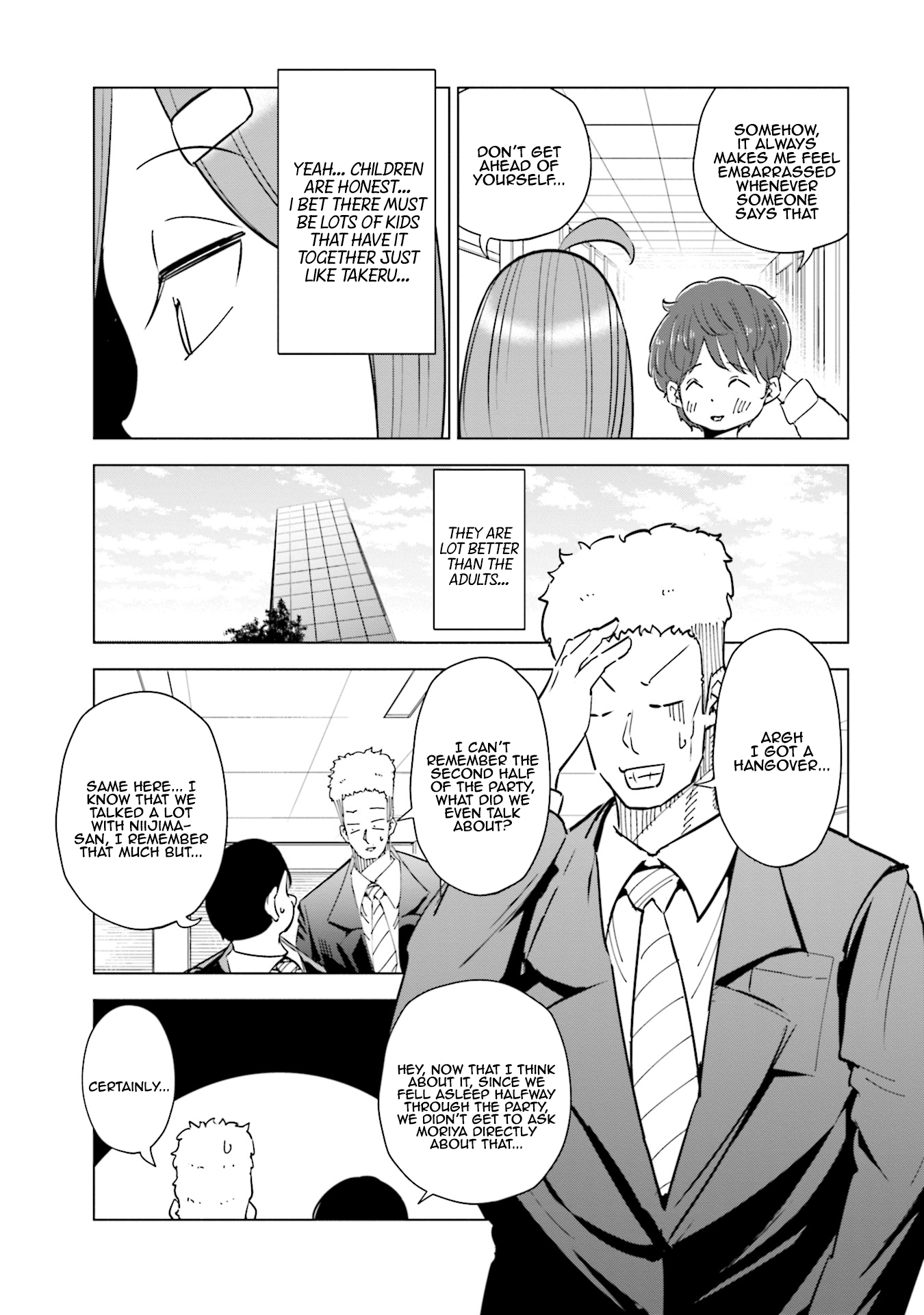 Manga If My Wife Became an Elementary School Student - Chapter 32 Page 8