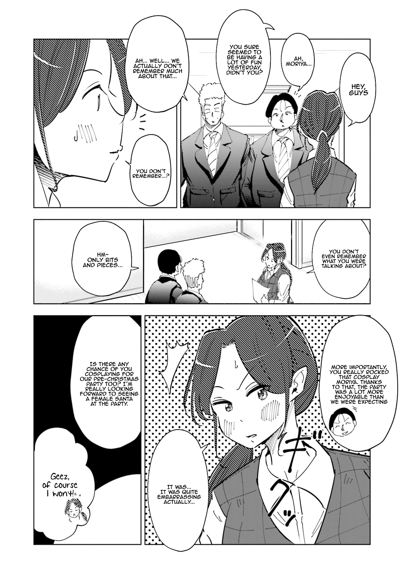 Manga If My Wife Became an Elementary School Student - Chapter 32 Page 11