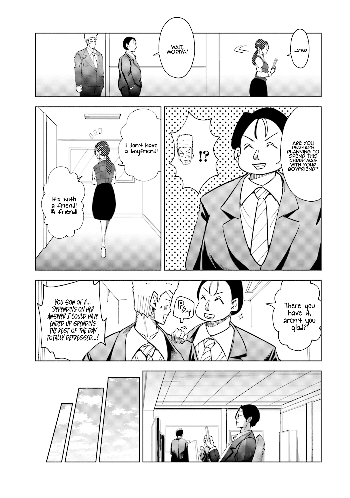 Manga If My Wife Became an Elementary School Student - Chapter 32 Page 12