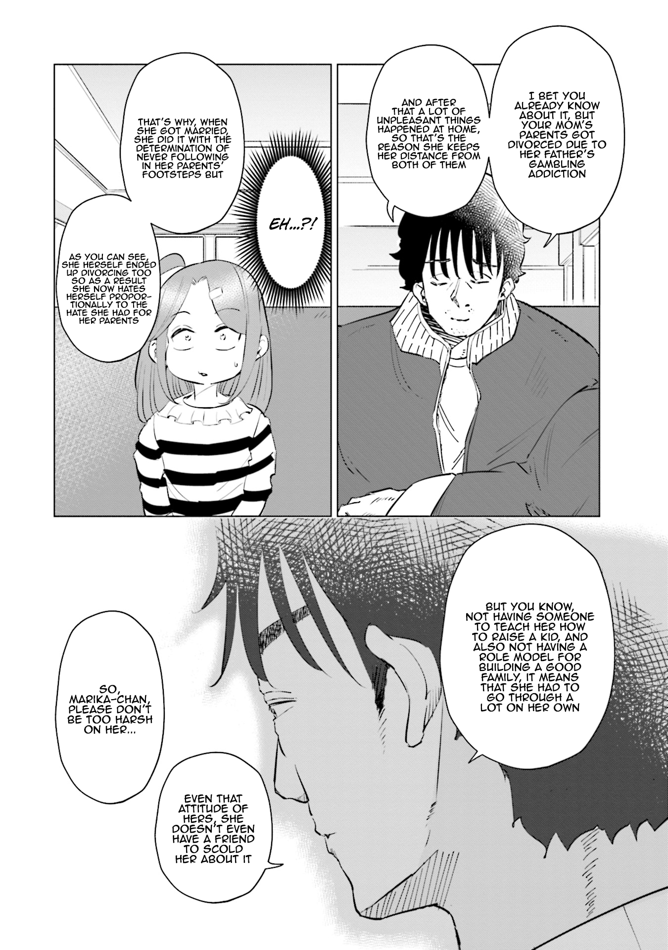 Manga If My Wife Became an Elementary School Student - Chapter 33 Page 9
