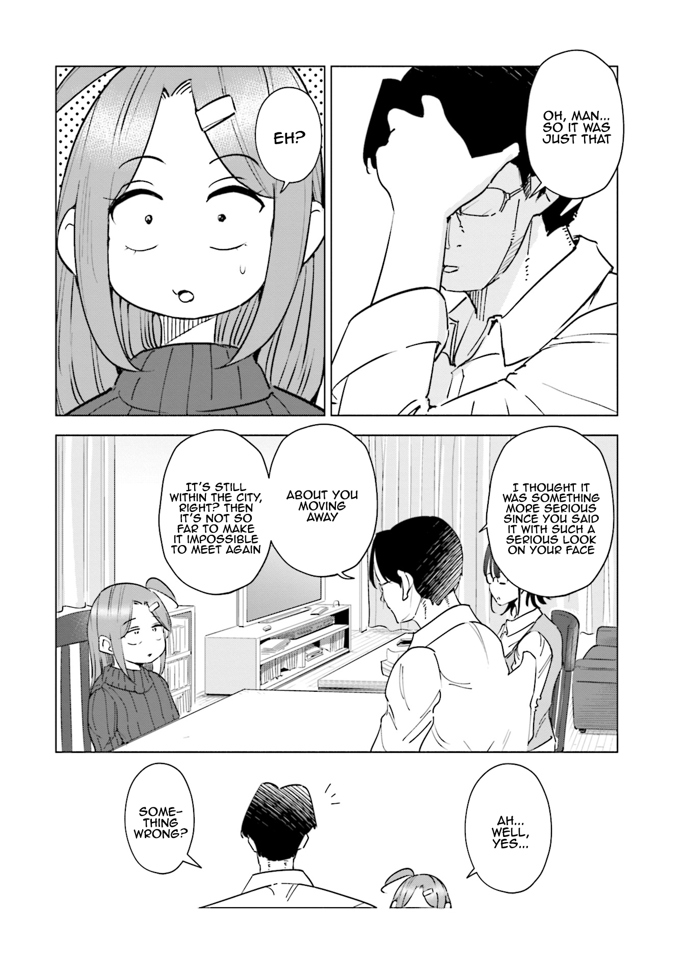 Manga If My Wife Became an Elementary School Student - Chapter 33 Page 19
