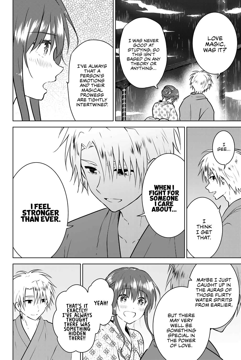 Manga Necromance - Chapter 38 Page 11