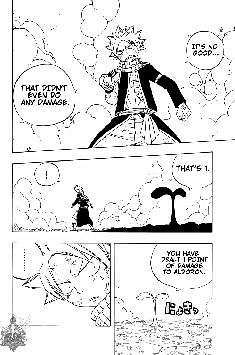 Manga Fairy Tail: 100 Years Quest - Chapter 52 Page 9