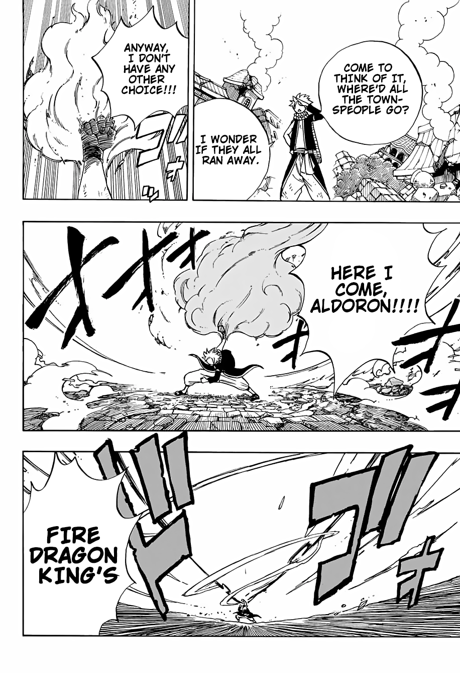 Manga Fairy Tail: 100 Years Quest - Chapter 52 Page 5