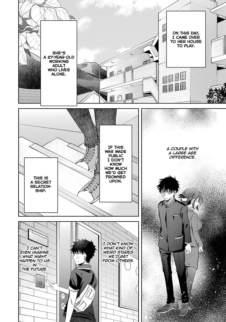 Manga She Was A Little Older Than He - Chapter 10 Page 7