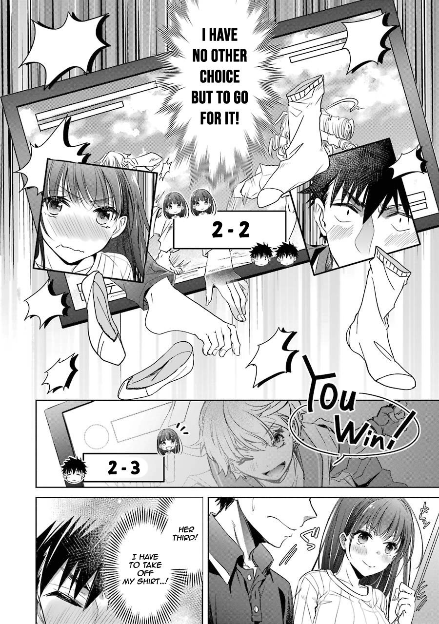 Manga She Was A Little Older Than He - Chapter 10 Page 29