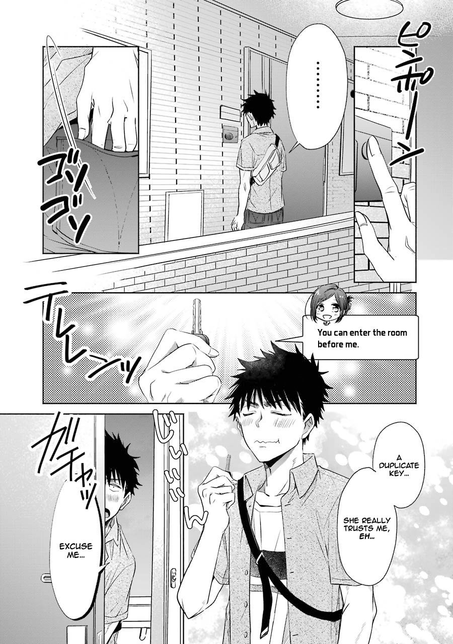 Manga She Was A Little Older Than He - Chapter 13 Page 6
