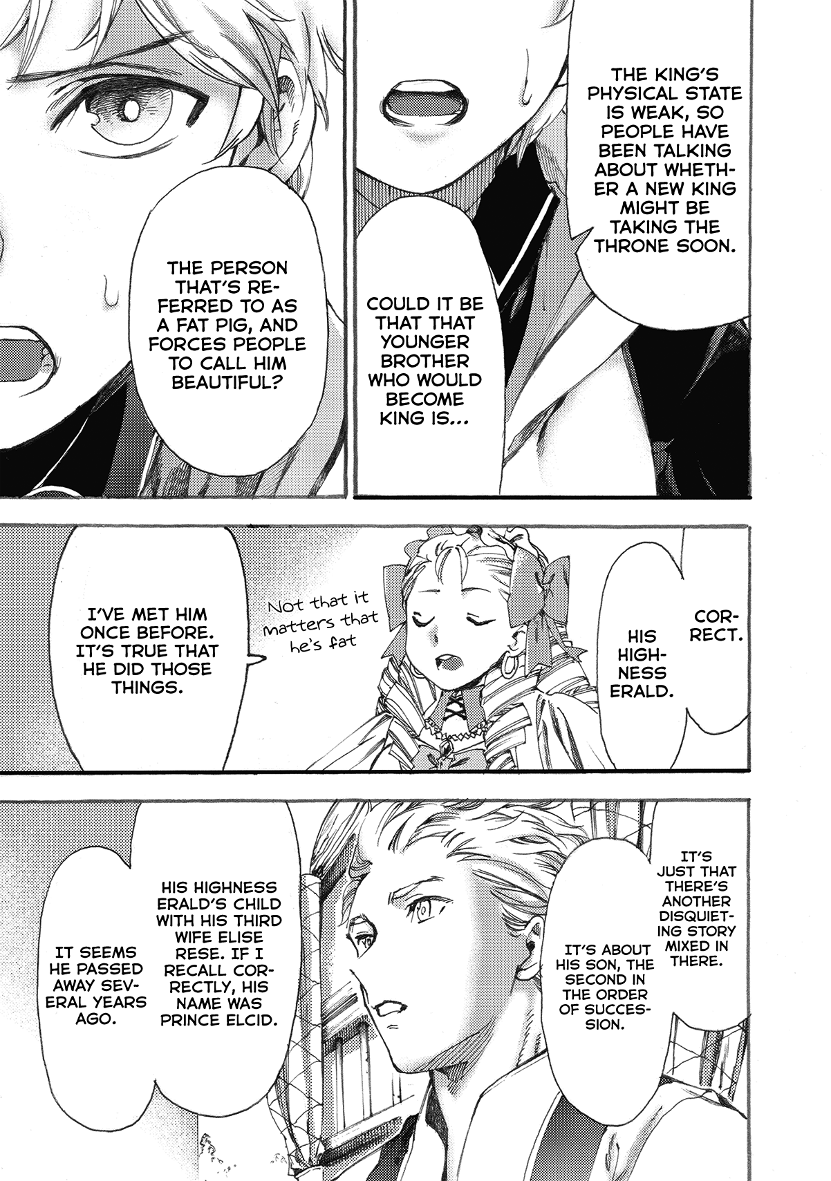 Manga Heart-Warming Meals with Mother Fenrir - Chapter 7 Page 4