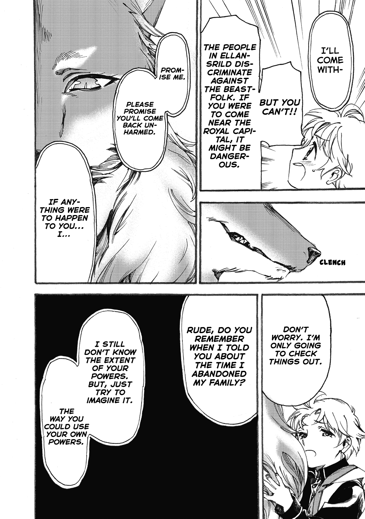Manga Heart-Warming Meals with Mother Fenrir - Chapter 7 Page 9