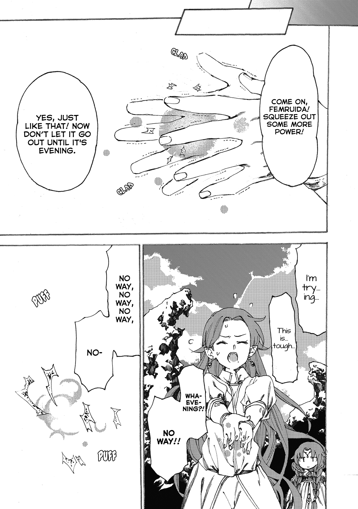 Manga Heart-Warming Meals with Mother Fenrir - Chapter 10 Page 16