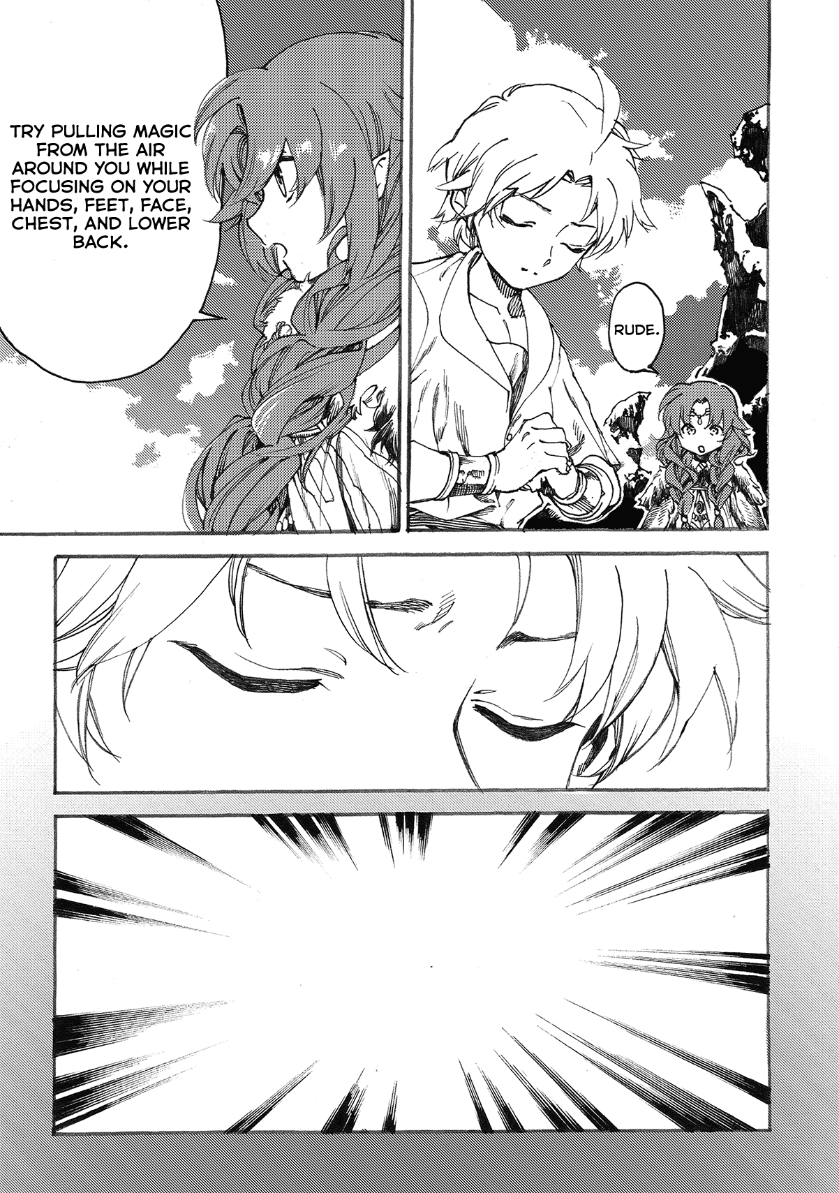 Manga Heart-Warming Meals with Mother Fenrir - Chapter 10 Page 18