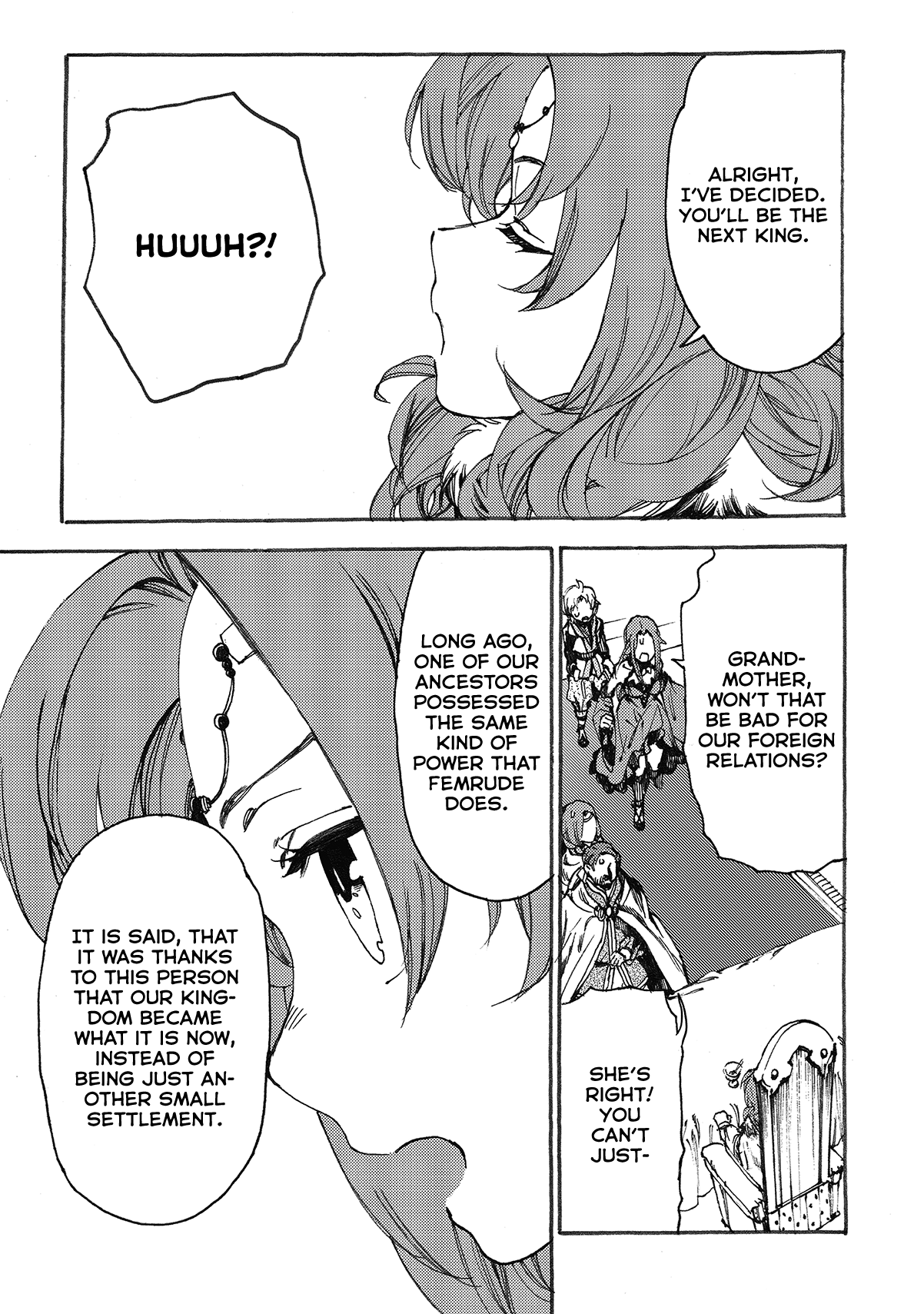 Manga Heart-Warming Meals with Mother Fenrir - Chapter 10 Page 8