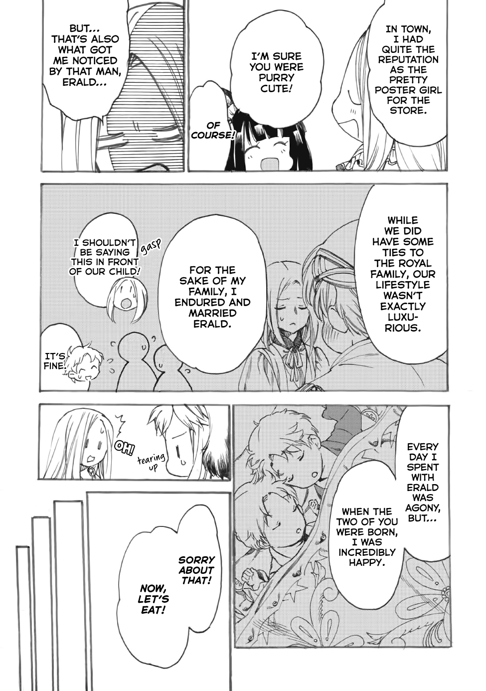 Manga Heart-Warming Meals with Mother Fenrir - Chapter 11 Page 28
