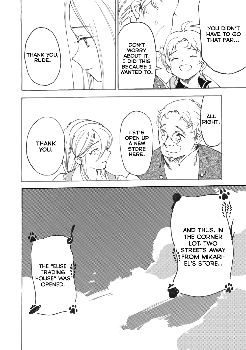 Manga Heart-Warming Meals with Mother Fenrir - Chapter 12 Page 21