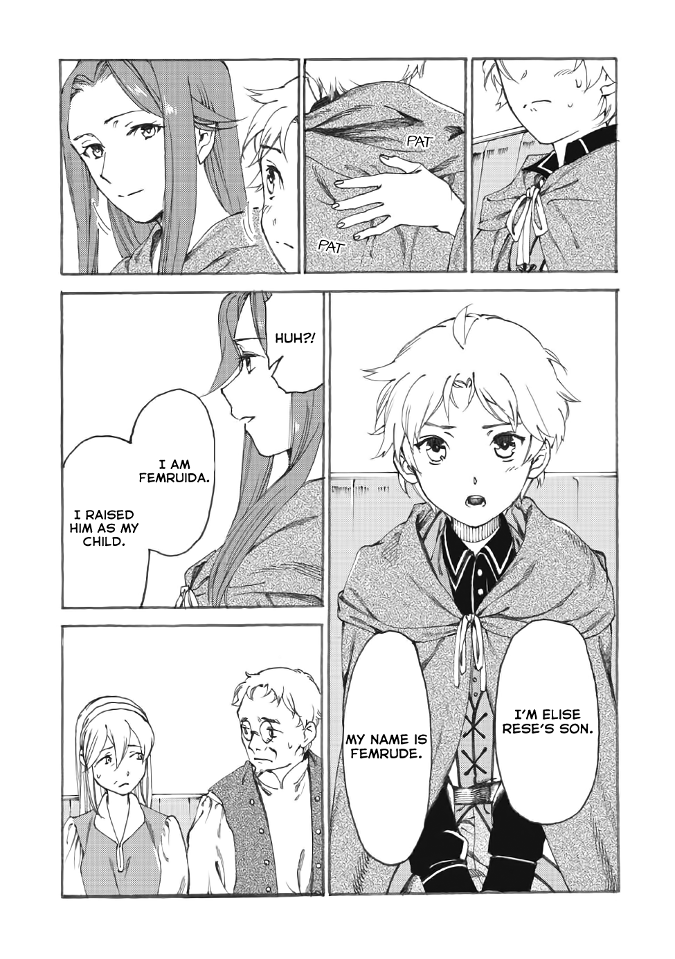 Manga Heart-Warming Meals with Mother Fenrir - Chapter 12 Page 4