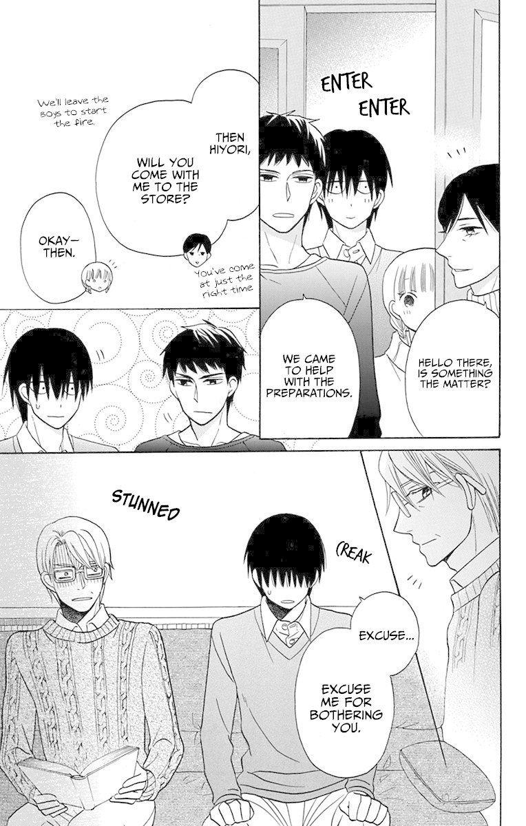 Manga Kawaii Hito (SAITOU Ken) - Chapter 16 Page 29