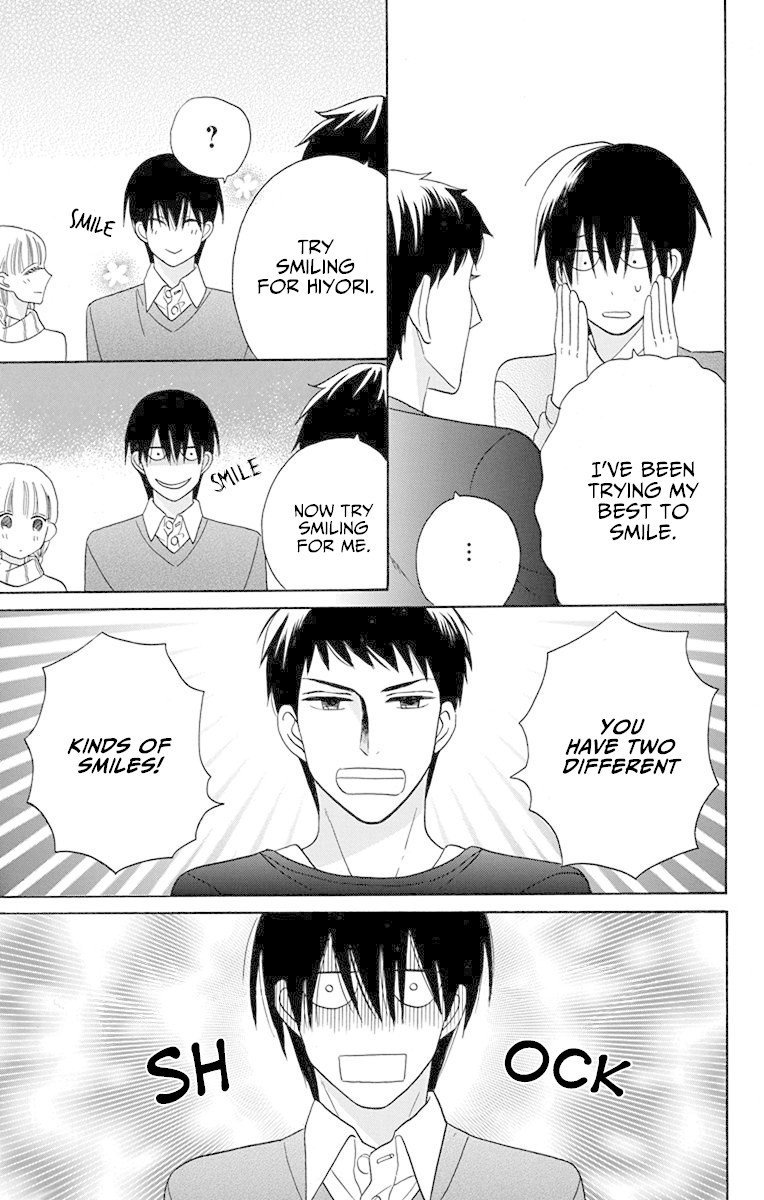 Manga Kawaii Hito (SAITOU Ken) - Chapter 16 Page 23