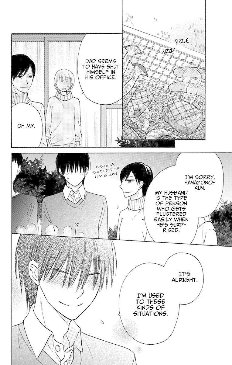 Manga Kawaii Hito (SAITOU Ken) - Chapter 16 Page 36