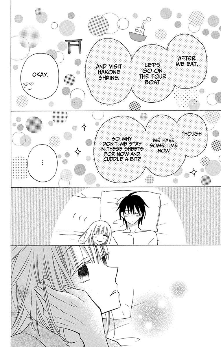 Manga Kawaii Hito (SAITOU Ken) - Chapter 18 Page 6