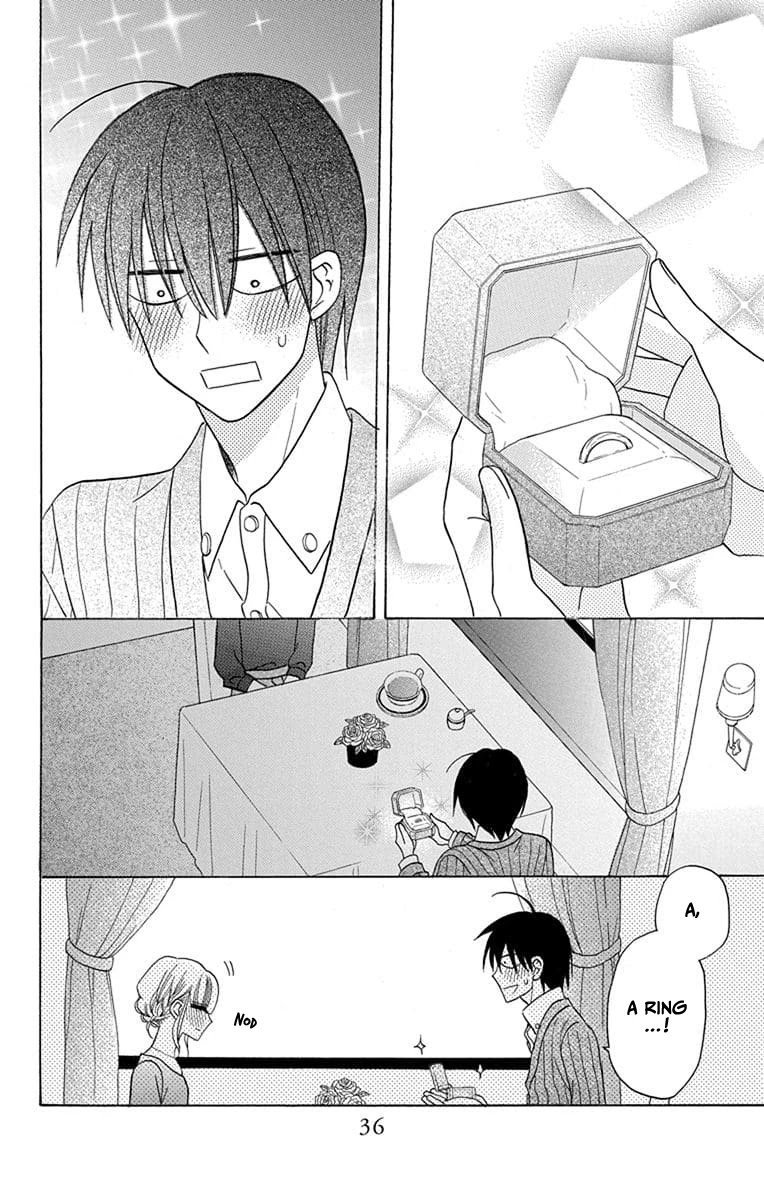 Manga Kawaii Hito (SAITOU Ken) - Chapter 21 Page 39