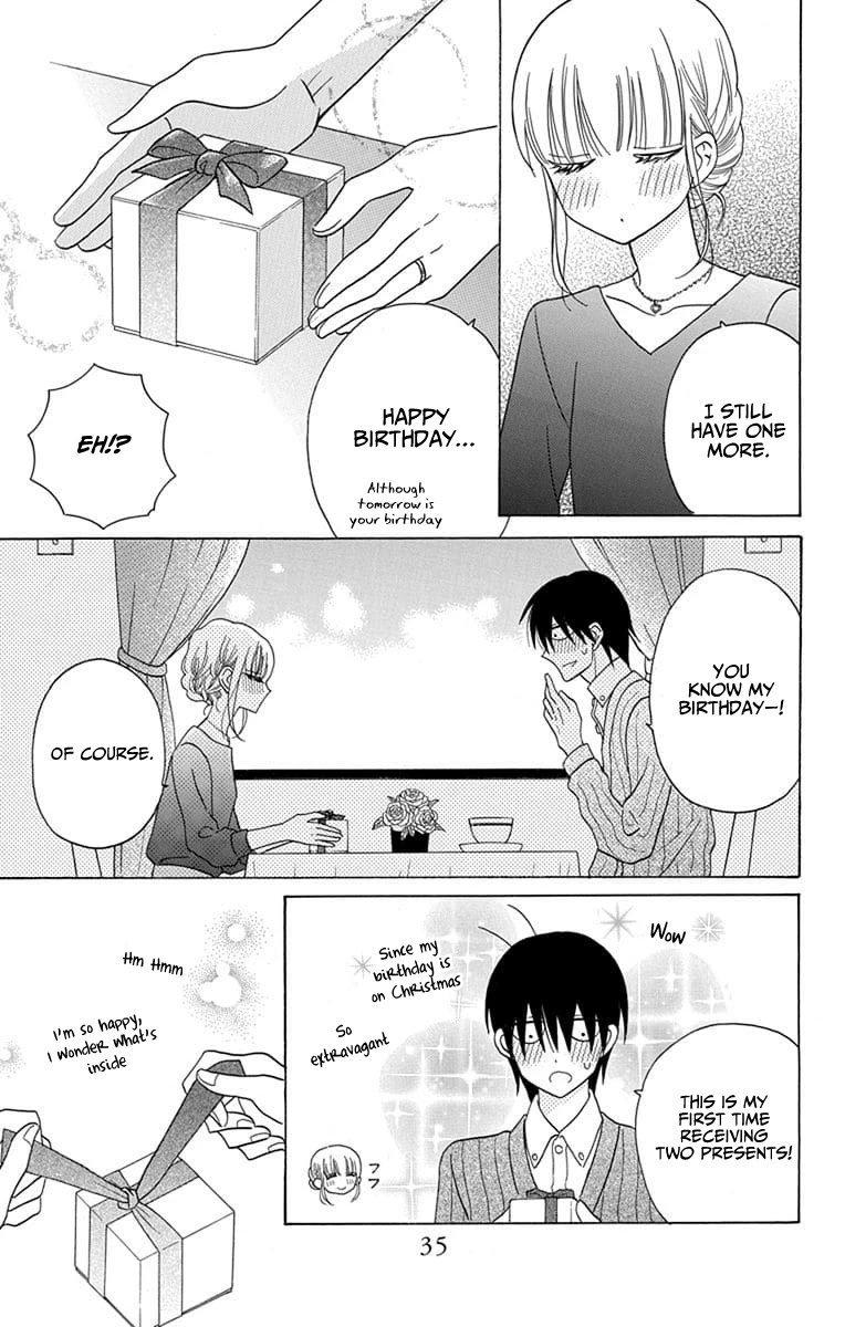 Manga Kawaii Hito (SAITOU Ken) - Chapter 21 Page 38