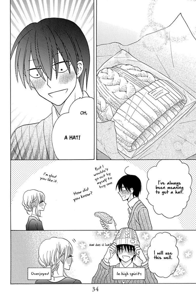 Manga Kawaii Hito (SAITOU Ken) - Chapter 21 Page 37