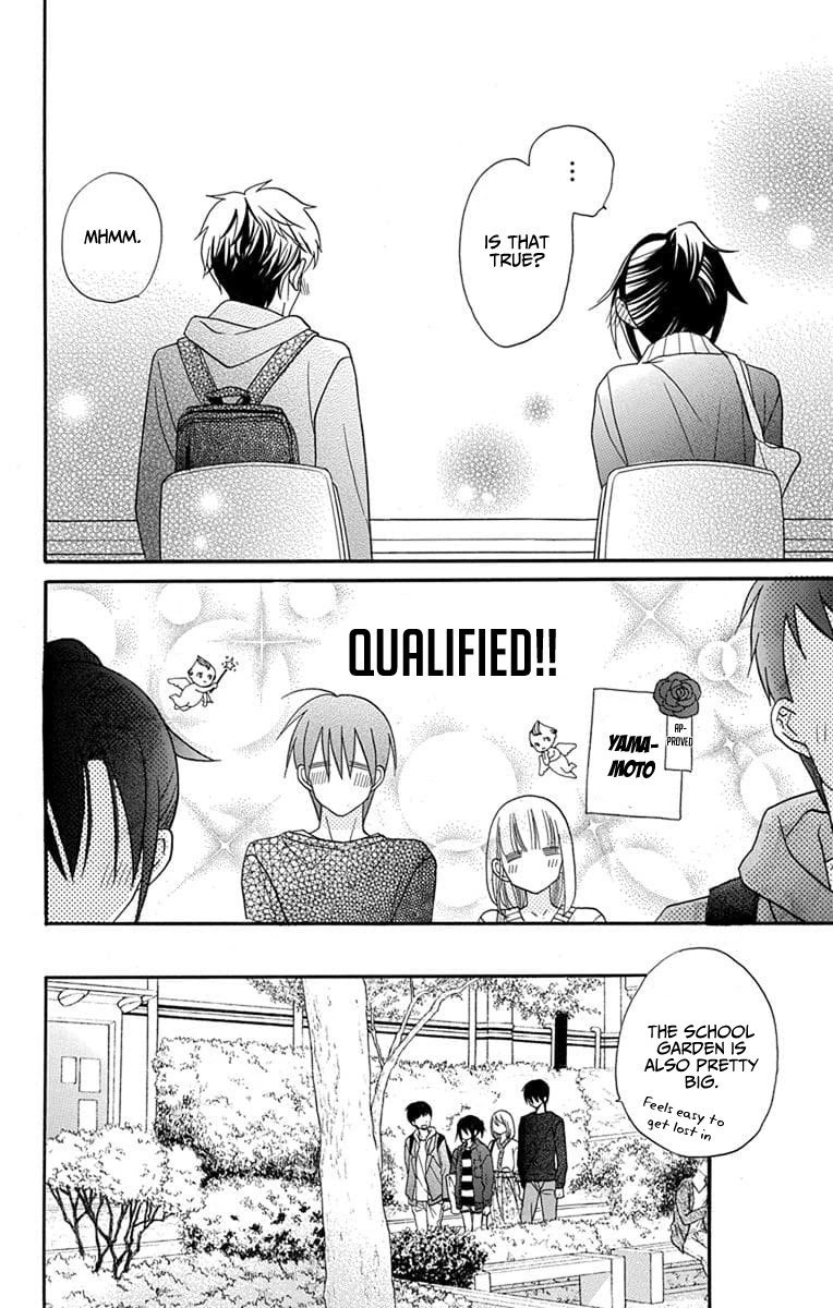 Manga Kawaii Hito (SAITOU Ken) - Chapter 25 Page 16