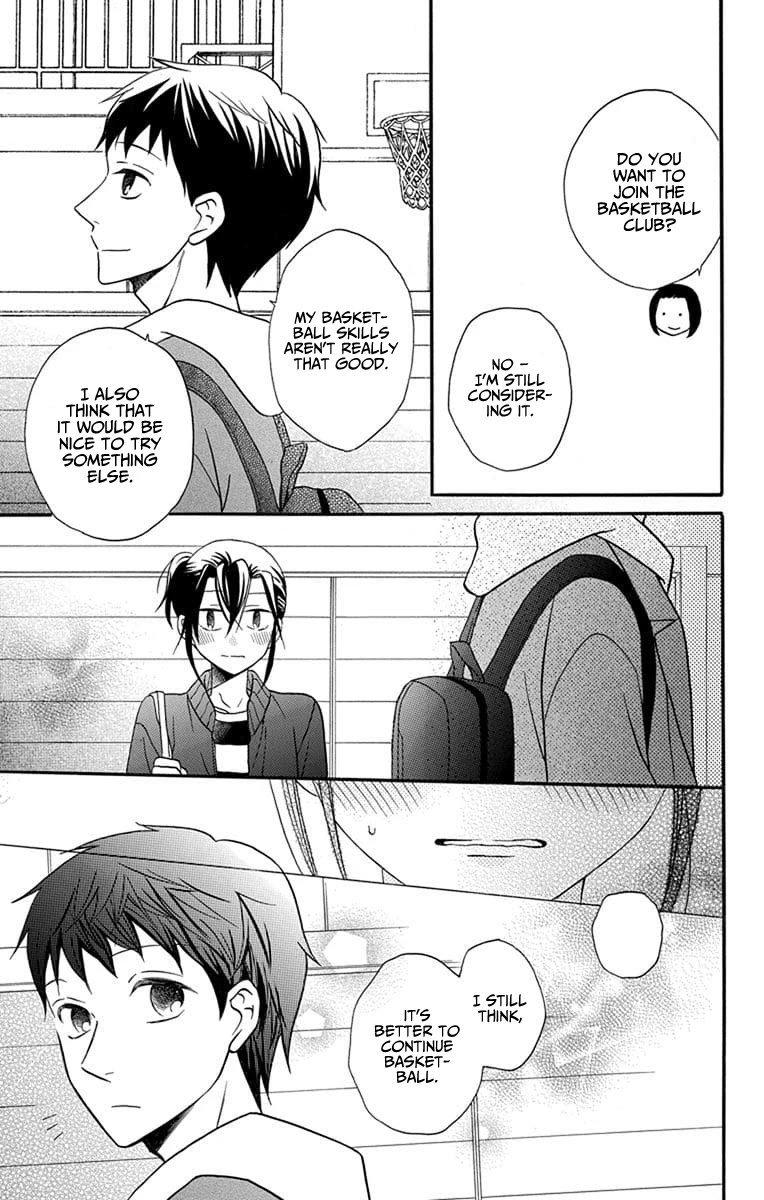 Manga Kawaii Hito (SAITOU Ken) - Chapter 25 Page 21