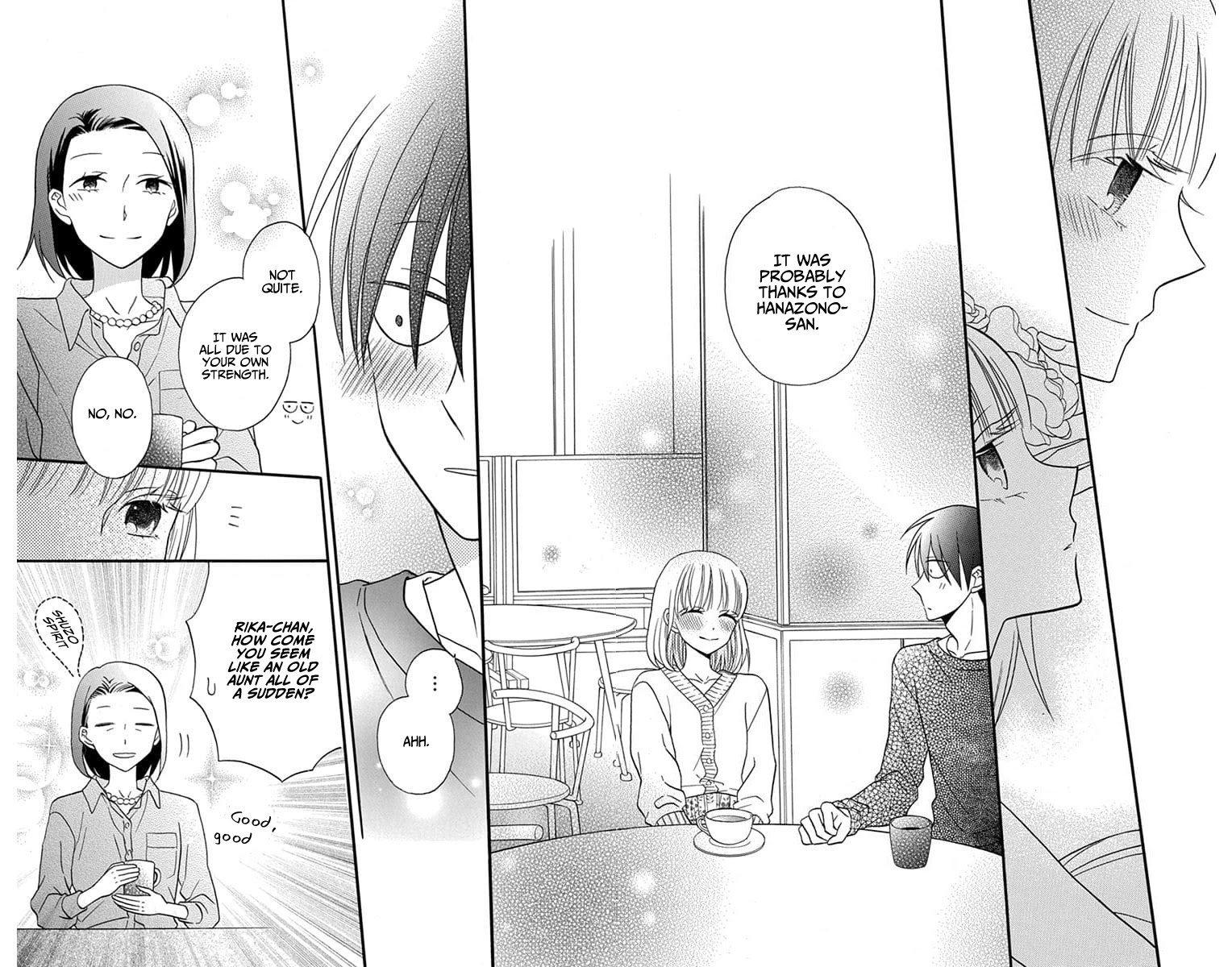 Manga Kawaii Hito (SAITOU Ken) - Chapter 25 Page 32
