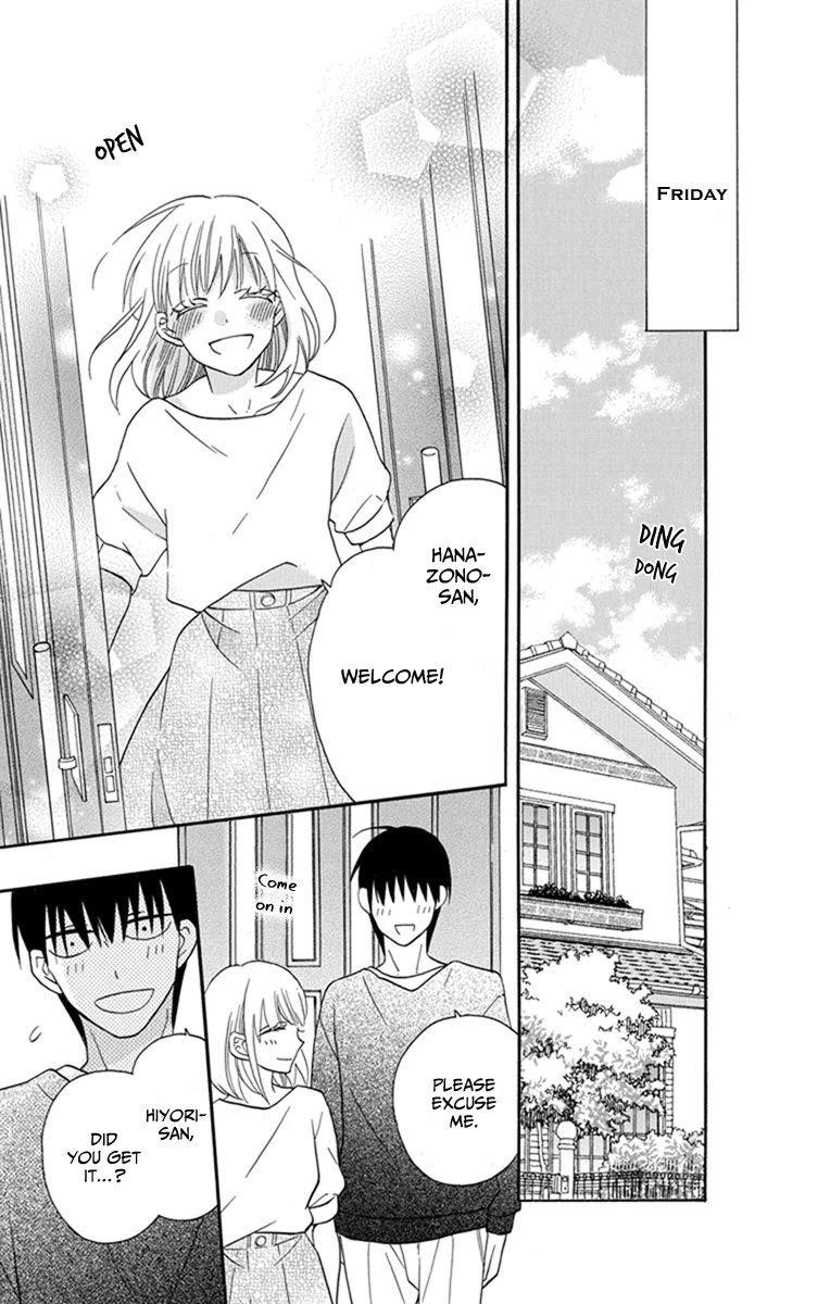 Manga Kawaii Hito (SAITOU Ken) - Chapter 30 Page 28