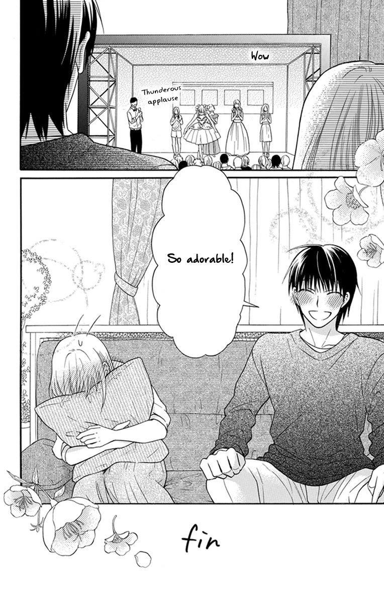 Manga Kawaii Hito (SAITOU Ken) - Chapter 30 Page 36